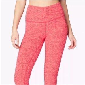 Beyond Yoga Space dye High-waist legging
